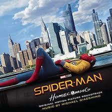 (<b>саундтрек</b>) - <b>Spider-Man: Homecoming</b> (soundtrack)