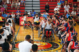 u s department of defense photo essay u s army active duty and veteran athletes shake hands team british armed forces before the