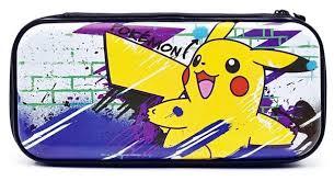 <b>HORI</b> Защитный <b>чехол Premium</b> Vault Case Pikachu для консоли ...