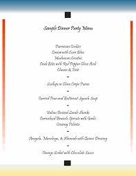dinner party menu template info 15 best photos of dinner party menu dinner party menu ideas