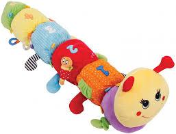 <b>Развивающая игрушка</b> HAPPY SNAIL <b>Гусеница</b> Мари