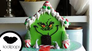 How to Make the Grinch Gingerbread House | Become a Baking ...