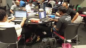 every year i do a weblog of most of the tadhack weblogs created however this year the list is so long ive just picked on a few banda vim de lounge