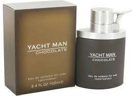 <b>Yacht Man Chocolate</b> by <b>Myrurgia</b> - Buy online | Perfume.com