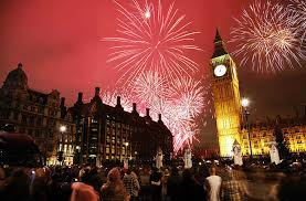 19 Best Places to Celebrate New Year