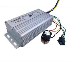 70A <b>DC motor Speed Controller</b> 12V 60V Reversible PWM Control ...