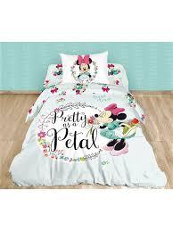 <b>Комплект постельного белья</b> Pretty Minnie, 1,5 Disney 4541035 в ...