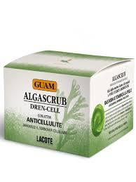 25% <b>GUAM Скраб с</b> эфирными маслами дренажный 300 мл ...