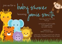 doc make your own baby announcements beginner jungle baby shower invitations iidaemiliacom make your own baby announcements