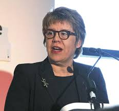 Cllr Lesley Hinds, Convenor of the Transport & Environment Committee, Edinburgh City Council - Lesley-Hinds