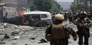 افغانستان - قتلى وجرحى في انفجار امام المحكمة العليا بالعاصمة