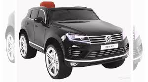 <b>Детский Электромобиль Dake VW</b> Touareg Black купить в Москве ...