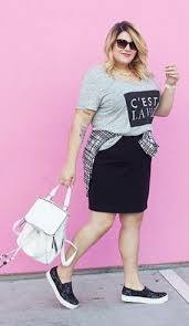 <b>Plus Size Outfits</b> With Sneakers 15 best - Page 9 of 15   <b>Plus size</b> ...