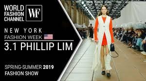 3.1 Phillip Lim | Spring-<b>summer 2019</b> | <b>New</b> York <b>Fashion</b> Week ...