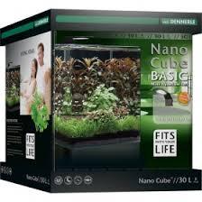 Нано-<b>аквариум Dennerle NanoCube Basic</b> 30 Style LED M