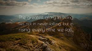 nelson mandela essay nelson mandela quote the greatest glory in living lies not in quotefancy nelson mandela quote the
