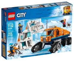 <b>Конструктор LEGO City</b> 60194 <b>Грузовик</b> ледовой разведки ...