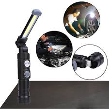 xanes <b>w549 led</b>+cob 5modes 360°+180° foldable head magnetic ...