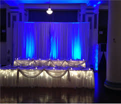 blue uplight rental by summit city rental we offer free nationwide shipping on blue up beautiful color table uplighting