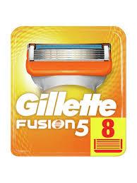 <b>Сменные кассеты для бритья</b> FUSION, 8 шт GILLETTE 2147725 в ...