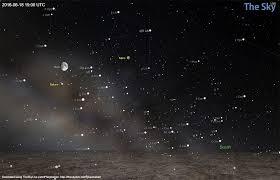 <b>Online</b> Planetarium   Interactive Sky Chart
