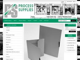 Process Supplies (London) Ltd