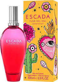 <b>Escada Flor del Sol</b> Eau de Toilette in 2020   Perfume, Eau de ...