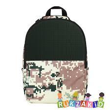 Купить пиксельный <b>рюкзак</b> военный <b>upixel camouflage backpack</b> ...