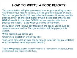 fig  how to write a book report how to write book reports new york monarch press
