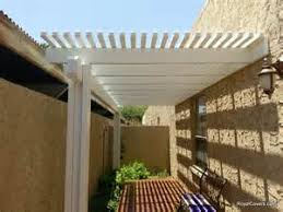 aluminum patio covers pictures royal lattice patio covers installed by royal covers of arizona in phoenix