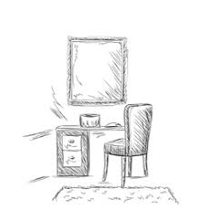 Dress Sketch <b>Watercolor</b> Vector Images (over 160)