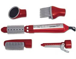 <b>Фен</b>-<b>щетка First FA-5651-1 Red</b> Артикул 218843 купить недорого ...