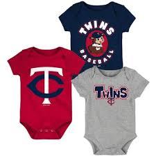 Official <b>Baby</b> Minnesota <b>Twins</b> Gear, Toddler, <b>Twins</b> Newborn ...