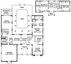 Spanish House Plans With Casitas   So Replica HousesSpanish Mediterranean Floor Plans Picture
