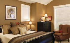 warm colors for bedroom