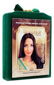 <b>Аюрведическая краска для волос</b> 100г от Aasha Herbals — купить ...