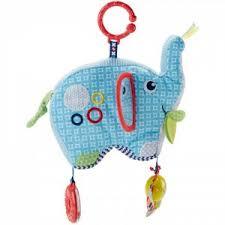 <b>Fisher</b>-<b>Price</b> «<b>Плюшевая игрушка Слоненок</b>» FPDYF88