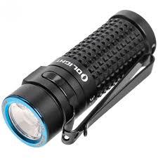 <b>Фонарь Olight S1R</b> Baton II CW черный (комплект) - купить в ...