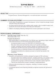 objective in resume fresh graduate 3 objective resume sample