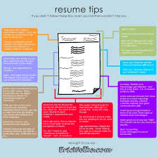 sap resume tips tips resume