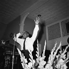 the life and legacy of martin luther king jr shareamerica martin luther king gesturing dramatically while speaking from pulpit copy ap images