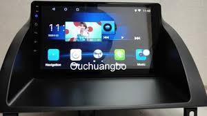 Ouchuangbo car radio gps <b>for</b> MG3 <b>10</b> .<b>1 inch</b> android 9.0 OS ...