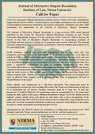 dispute resolution essay alternative dispute resolution essay