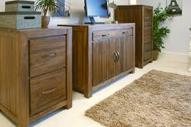 linea solid walnut home furniture hideaway hidden home office pc computer desk baumhaus hidden home office