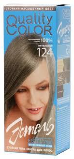 <b>Стойкая гель</b>-<b>краска для волос</b> Vital Quality Color ESTEL в Москве ...
