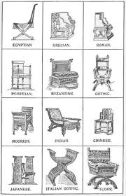good lesson in style differences furniture in style