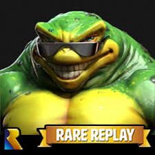 <b>Battletoads</b>- <b>Rash</b> 3D redesign, Sam Chester on ArtStation at https ...