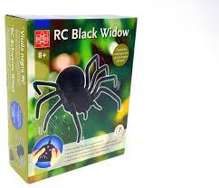 Edu-Toys <b>Паук</b> на <b>радиоуправлении</b> Черная вдова — купить в ...