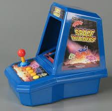 Handheld video <b>game</b>:Space Invaders <b>Mini</b>-<b>Arcade</b> Tabletop <b>Game</b> ...