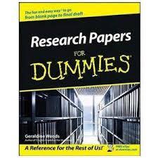 dissertation for dummies  Essay Writing for Dummies Custom Written Writing